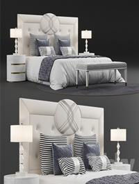 Bed Fendi Cameo Maxi Bed
