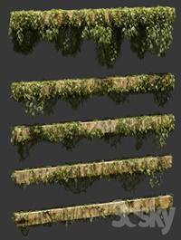 Leaves for beams. 5 models