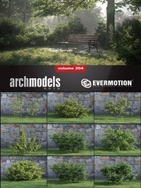 Evermotion Archmodels vol. 204