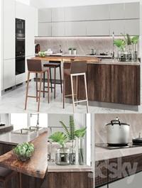 Cocina Verona Mod wood