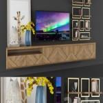 dekor set (tv console) -1