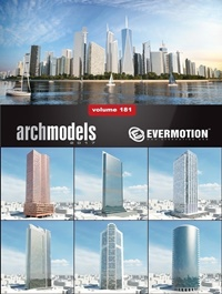 Evermotion Archmodels vol 181