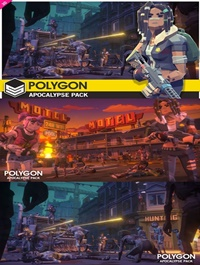 POLYGON Apocalypse Pack