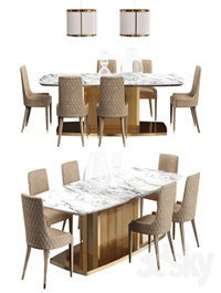 DV Home TABLE Set