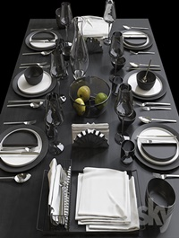 Table setting / Table setting 9