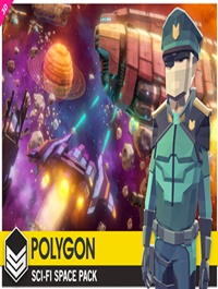 POLYGON Sci-Fi Space Pack