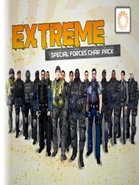Extreme Special Forces Character Pack