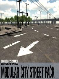 Modular City Street Pack