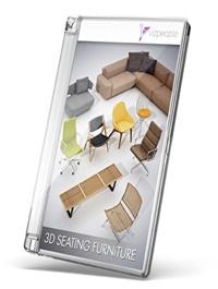 VizPeoPle 3D Seating Furniture FULL VERSION