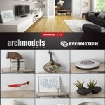 Evermotion Archmodels vol. 177