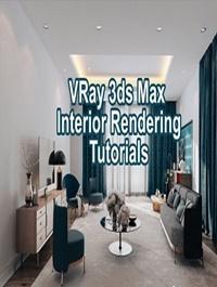 VRay 3ds max Interior Rendering Tutorials