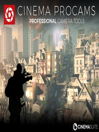 Cinema Pro Cams Film Lens & 3D Toolkit