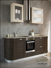 Kitchen Elnova Gerbera
