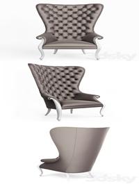 Christopher Guy Elysees high back chair