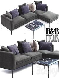 B&B Italia MICHEL Sofa