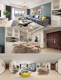 360 Interior Design 2019 Dining Room I25