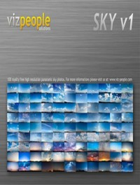 Viz People SKIES vol 1