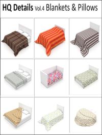 HQ Details Vol 4 Blankets & Pillows