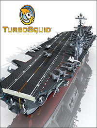 TurboSquid USS John C Stennis CVN-74