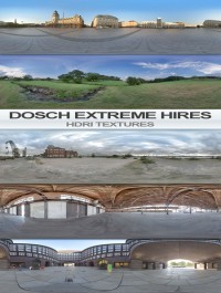 DOSCH DESIGN HDRI Extreme Hires