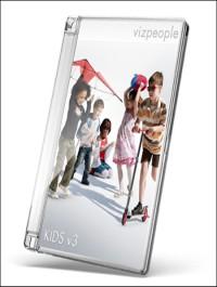 Viz People Kids vol 3