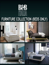 B & B Italia Furniture Collection Beds Only