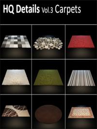 HQ Details Vol 3 Carpets
