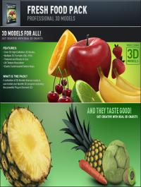 Videocopilot Fresh Food Pack