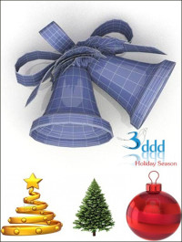 3DDD Holiday Season Decorations