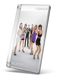 VizPeople People Nightlife v1