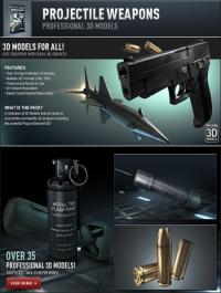 Videocopilot Projectile Weapons