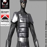 DEXSOFT-GAME Cyber Infiltrator model pack by Sasha Ollik