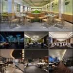 Resteraunt House Cafe 3D66 Interior 2015 Vol 1