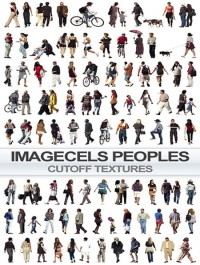 Imagecels Archviz Cutout People Textures