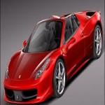 Ferrari 458 Italia Spider 2013