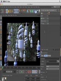 Production Rendering Techniques in Cinema 4D