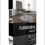 CGAxis Models Volume 25 Furniture III