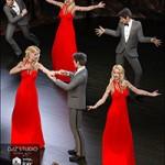 Aslan Theater Performance Poses for Genesis 3