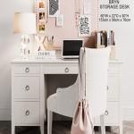 Bryn Storage Desk