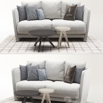 Trussardi Casa Lightshell Sofa set