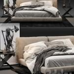 Living Divani Softwall Bed