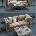 Fratelli Longhi MASON 2-Seates Sofa
