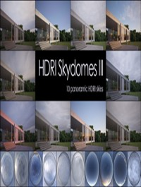 VIZPARK HDRI Skydomes III (Incomplete)