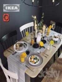 IKEA dining group