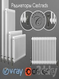 Radiators, steel Castrads, series Florence 2