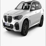 Hum3D BMW X5 (G05) M sport 2019