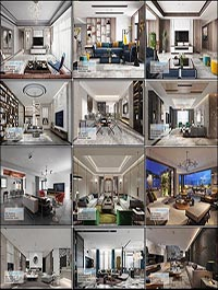 3D66 2019 - Living room