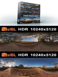Hdri Hub HDR Pack 001 Meadow