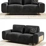 Fendi Casa Camelot Sofa