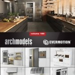 Evermotion Archmodels vol 180